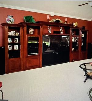 TV Wall-unit Entertainment Center for Sale in Riverview, FL