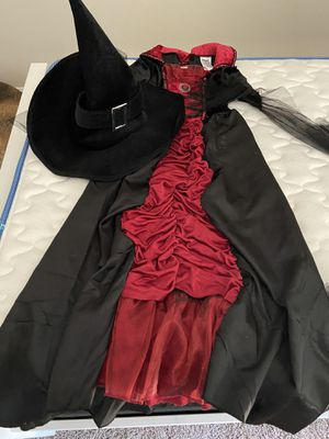 Kids Witch Costume size medium (8-10) for Sale in Grove City, OH