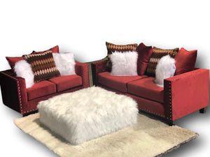 Living room sofa love seat for Sale in Dallas, TX