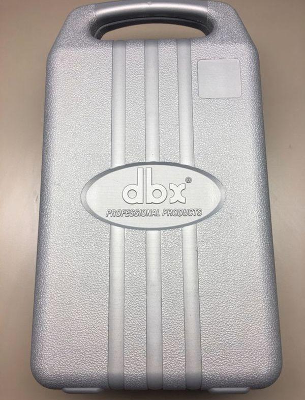 Dbx RTA mic real time analyzer microphone