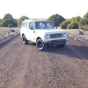 1962 International Scout 80 for Sale in Concho, AZ