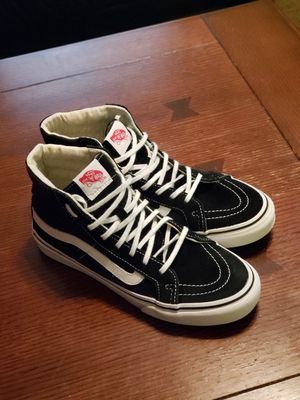 VANS high top skating shoes size 7Y asking $30 for Sale in Modesto, CA