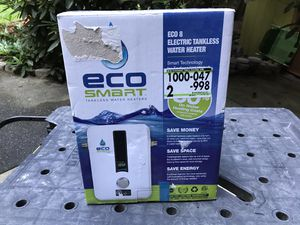 New tankless water heater for Sale in Poulsbo, WA