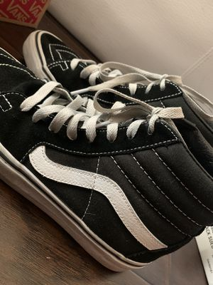 Black Vans Ski High for Sale in Miami Gardens, FL