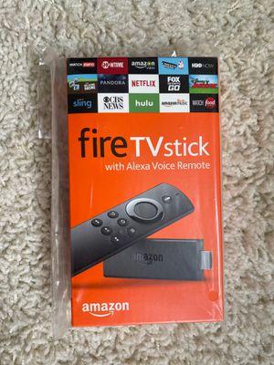 Fire tv stick new for Sale in Agua Dulce, CA