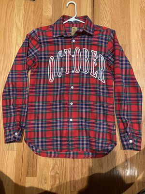 OVO Flannel for Sale in Long Beach, CA