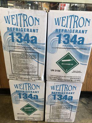 30 p Freon 134 for Sale in Stockton, CA