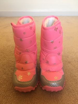 Girl Winter Boots!! Kids Winter Boots!! for Sale in Lenoir City, TN