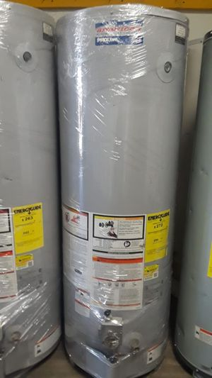 For sale water heater today for 320 whit installation included for Sale in Covina, CA