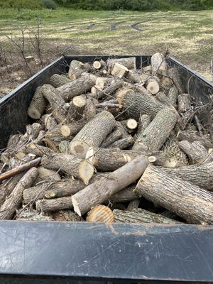 Wood for Sale in New Hradec, ND
