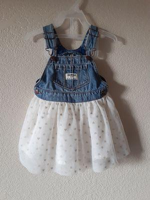 Oshkosh overalls dress 18m for Sale in Tucson, AZ