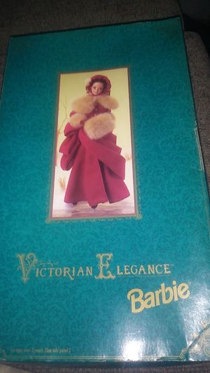 Very rare Victorian Elegance Barbie 1994 for Sale in Minneapolis, MN