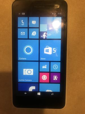 Nokia windows phone for Sale in Tempe, AZ