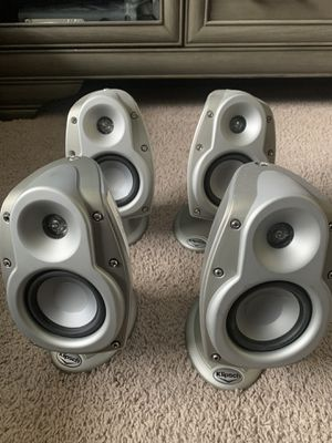 Klipsch RSX-3 Satellite Home Theater Speakers for Sale in Belle Isle, FL