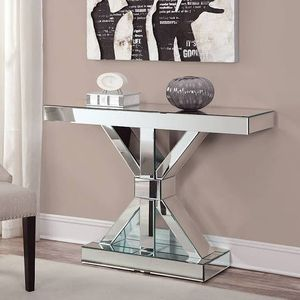 Mirrored entryway console for Sale in Las Vegas, NV