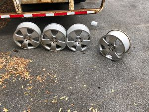 $500 takes All 4 Mercedes Benz Stock Rims for Sale in Rockville, MD