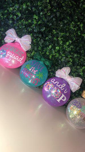 VSCO girl Christmas ornament for Sale in Downey, CA