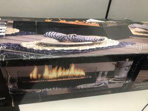 Bond 7-in W 40000-BTU Black Portable Tabletop Steel Firebowl for Sale in Phoenix, AZ