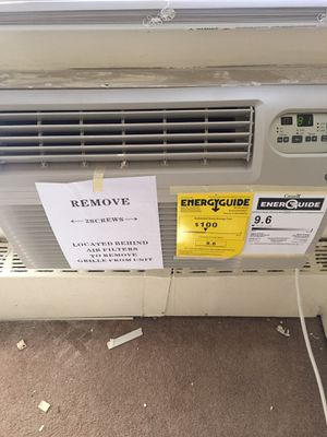 Heat and ac window unit brand new high quality for Sale in Washington, DC