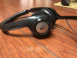 Logitech USB Phone/PC Headset for Sale in Christiansburg, VA