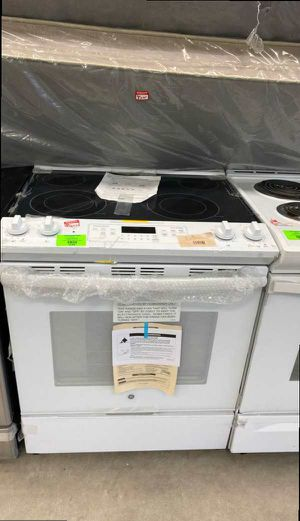 Ge electric stove 😎😎😎😎 RY for Sale in Dallas, TX