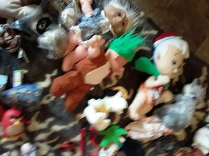 Assorted stuffed animals and toys for Sale in West Mifflin, PA