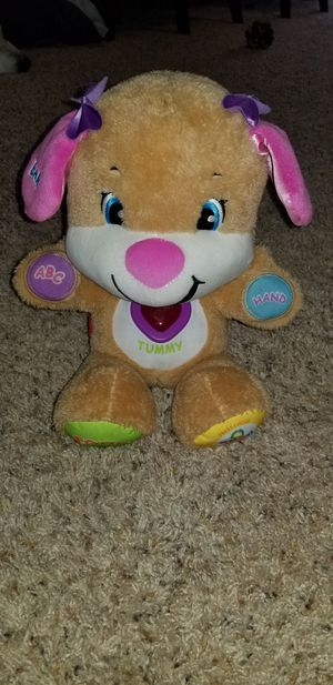 Fisher Price Smart Stages Learning puppy for Sale in Virginia Beach, VA