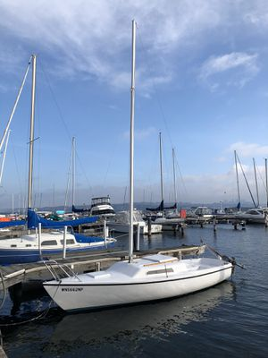 Sailboat for Sale: 1968 MacGregor Venture - 21 foot for Sale in Seattle, WA