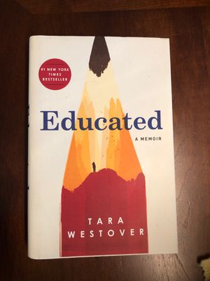 Educated Hardcover book by Tara Westover new for Sale in Dallas, TX