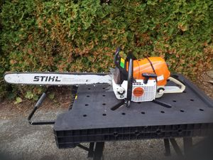 Stihl MS461 chainsaw 28in bar-$750(KENT EAST HILL) for Sale in Kent, WA