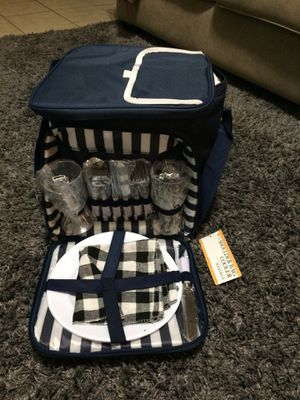 Insulated picnic cooler - NEW with tags for Sale in Salt Lake City, UT