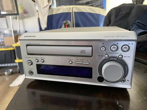 Onkyo CD receiver for Sale in San Marcos, CA