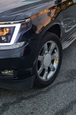 22 inch rims and tires for Sale in District Heights, MD