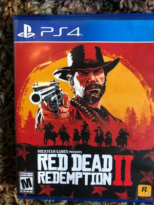 Red Dead Redemption (PS4) for Sale in Hayward, CA