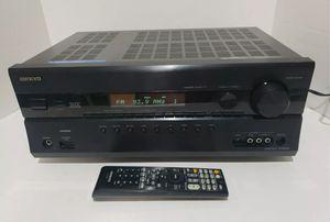 Onkyo hdmi 7.2 700 watt receiver for Sale in Pleasanton, CA