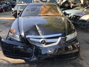 Acura TL 2005 Selling Parts Only Vehicle Not For Sale for Sale in Paterson, NJ
