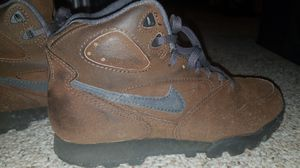 Leather Nike Boots | Women's 7 | Men's 5.5 for Sale in Seattle, WA