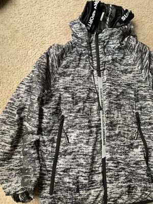 Superdry fleece size M for Sale in Silver Spring, MD