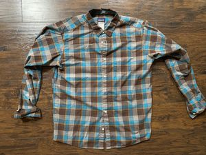 Patagonia Long Sleeve Button Down Organic Cotton Shirt for Sale in Oklahoma City, OK