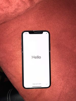 Iphone x for Sale in Millersville, MD