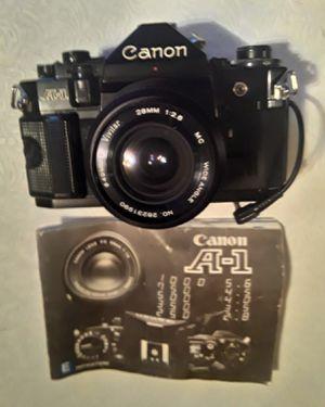 (9) Vintage 35mm Camera & Lens Collection *Konica, Canon, Minolta, Pentax, Sears* Cash Offers or Trade Read Description for Sale in Pembroke Park, FL
