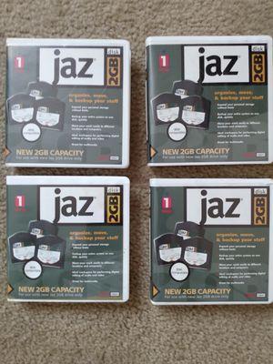 IOMEGA JAZ 2GB DISK IBM FORMATTED for Sale in Spring Hill, FL