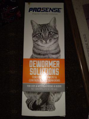 Cat and kitten dewormer for Sale in Alexandria, VA