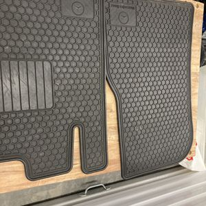 Mercedes Rubber Floor Mats for Sale in Antioch, CA