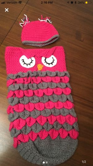 Custom made infant sack for Sale in Baltimore, OH