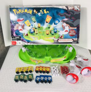 2008 Pressman Pokémon Quick Shot Marble Game for Sale in Pawtucket, RI