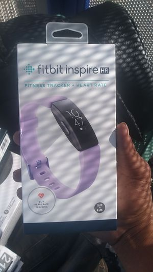 Fitbit Inspire HR for Sale in Victorville, CA