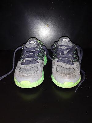 Green&Black Nike Toddler Shoes for Sale in Wichita, KS