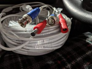 RCA Connector Cord for Camera DVR for Sale in Odessa, TX