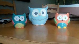 Owl decoration for Sale in Phoenix, AZ